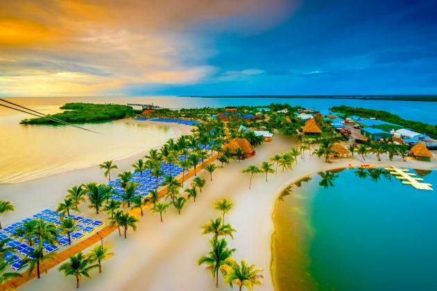 New Island Destination – Harvest Caye