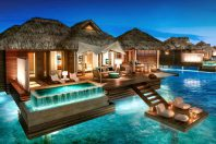 Sandals Resorts announces new over-the-water luxury suites!