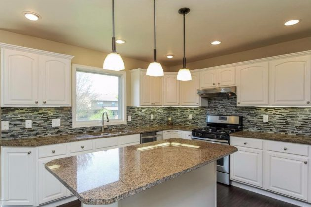 Recent Kitchen & Bathroom Remodels from Building Impressions Unlimited